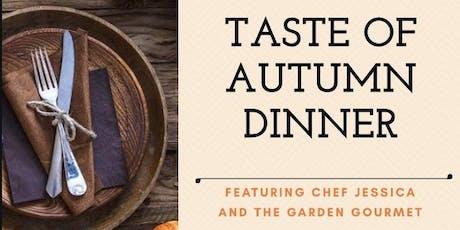 Taste Of Autumn at The Black Barn tickets