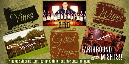 Vines, Wines and Good Times