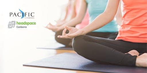 World Mental Health Day Yoga Morning