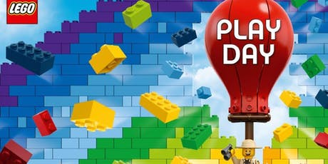 LEGO Play Day! tickets