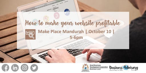 Making your website profitable