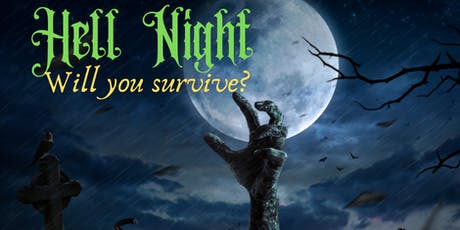 Hell Night at Haunted Calgary Halloween Attraction tickets