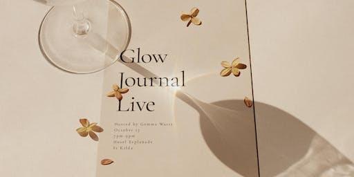 GLOW JOURNAL LIVE