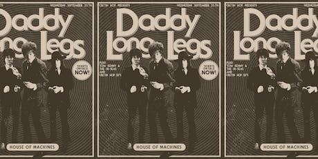 Cretin Hop Presents: Daddy Long Legs PLUS Tom Kenny & The Hi-Seas tickets