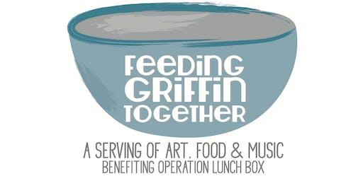Feeding Griffin Together