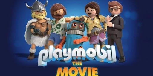 Playmobil Movie Party