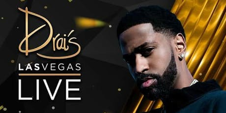 BIG SEAN - Drai's Nightclub - Vegas Guest List - HipHop - 11/6 tickets