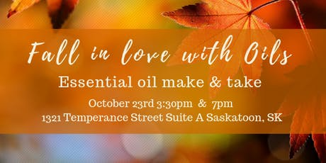 Fall in love with Oils  tickets