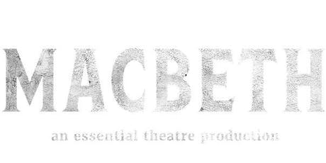 Macbeth - Shakespeare in the Garden tickets