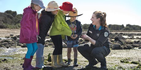 Junior Rangers Ocean Explorers - Bay of Islands Coastal Park tickets