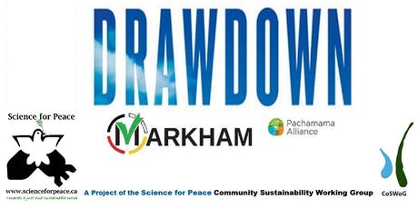 Special Tree of Peace & Reconciliation Tree Planting with Drawdown Markham tickets