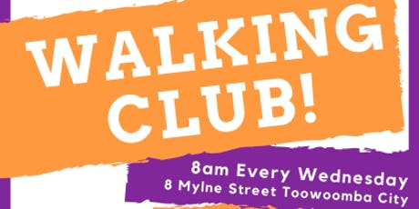 Toowoomba Central Discount Drug Store Walking Group tickets