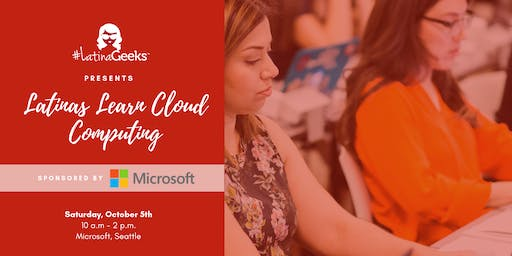 Latinas Learn Cloud Computing