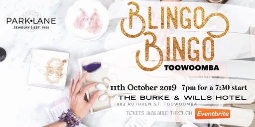 Blingo Bingo Toowoomba
