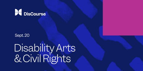 Disability Arts and Civil Rights tickets