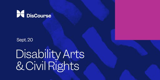 Disability Arts and Civil Rights