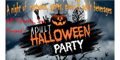 All-1-Family, Inc. Present's ***** Halloween Party