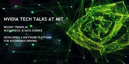 NVIDIA TECH TALK AT MIT