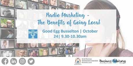 Radio marketing - The benefits of going local tickets