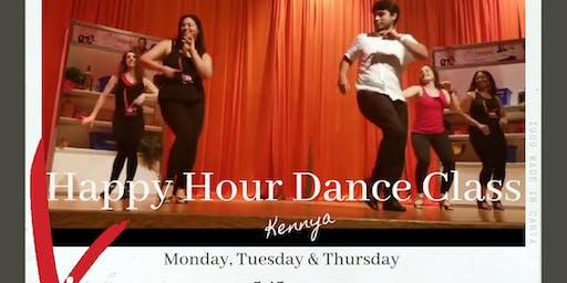 Happy Hour Dance Class