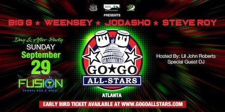 GoGoAllStarsATL #3 tickets
