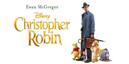 October School Holiday Movie Screening: Christopher Robin (G) SOLD OUT