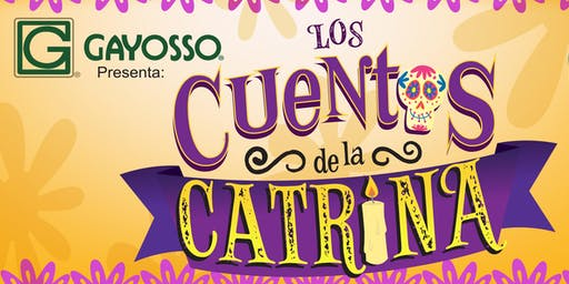 GAYOSSO PRESENTA: LOS CUENTOS DE LA CATRINA