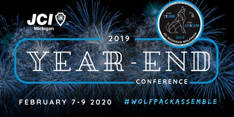 JCI Michigan Year End Conference tickets