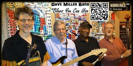 Dave Miller Band to Perform at the MOTOR Restaurant tickets