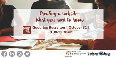 Creating a website: What you need to know