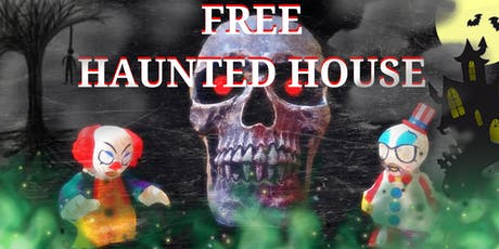 Free Haunted House in Oceanside tickets