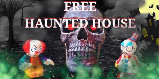 Free Haunted House in Oceanside