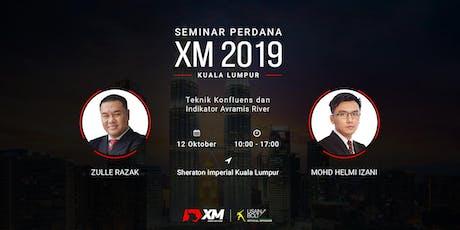Seminar Perdana XM 2019 - Kuala Lumpur tickets