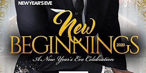 New Beginnings NYE 2020 Celebration