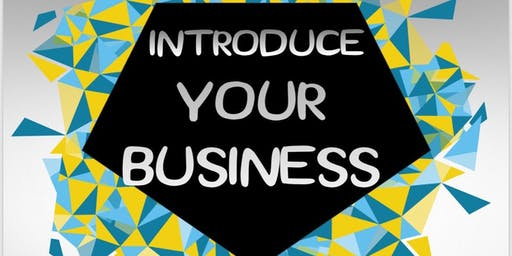 Introduce Your Business!