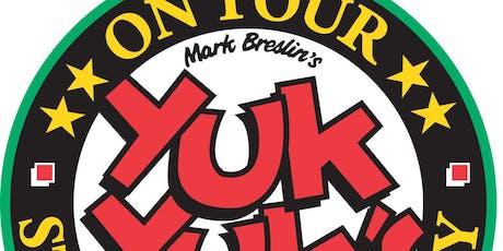 Yuk Yuks Comedy at the Aldergrove Legion tickets