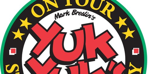Yuk Yuks Comedy at the Aldergrove Legion