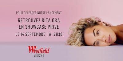 Westfield Vélizy 2 showcase privé