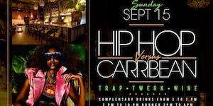 CEO FRESH PRESENTS: HIP HOP VS CARIBBEAN AT TAJ II...