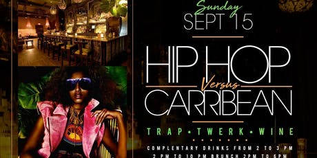CEO FRESH PRESENTS: HIP HOP VS CARIBBEAN AT TAJ II EVERYONE FREE...FOOD AND HOOKAH AVAILABLE (BRUNCH AND DAY PARTY) tickets