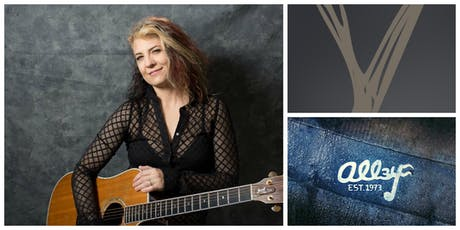 VFF19 @ The ALL3Y - Live Music by Janet Robin tickets