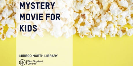 Mystery movie for kids tickets