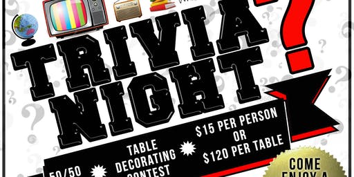 APRI Trivia Night