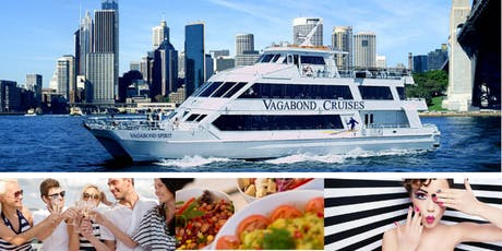 Retro Party Cruise on Sydney Harbour!-NOV & DEC tickets