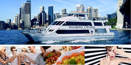 Retro Party Cruise on Sydney Harbour! tickets