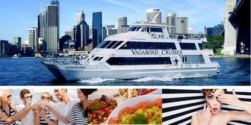 Retro Party Cruise on Sydney Harbour!-NOV & DEC