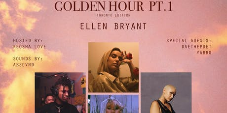 Golden Hour Pt.1 (Toronto Edition) tickets