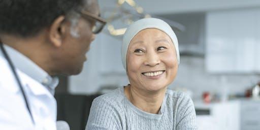 Victorian Cancer Plan 2020-2024 Public Consultation (Geelong)