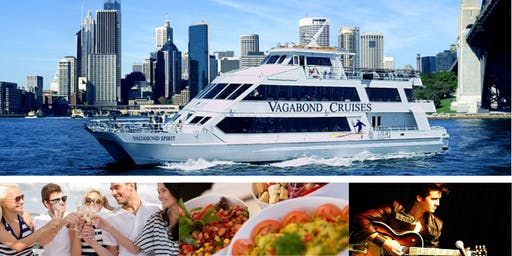 Rock 'n' Roll Cruise on Sydney Harbour- NOV & DEC