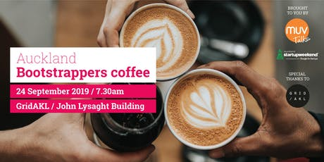 Bootstrappers' Coffee - Auckland tickets